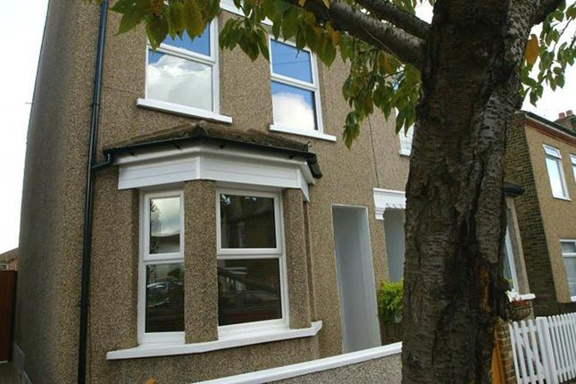 Thumbnail Semi-detached house to rent in Clifton Road, Hornchurch
