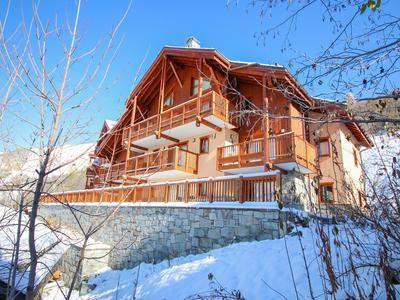 4 bed apartment for sale in St-Martin-De-Belleville, Savoie, France