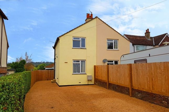 Thumbnail Semi-detached house for sale in Whitehill Road, Crowborough