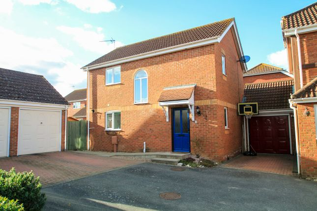 Detached house for sale in Priestly Close, Stowmarket