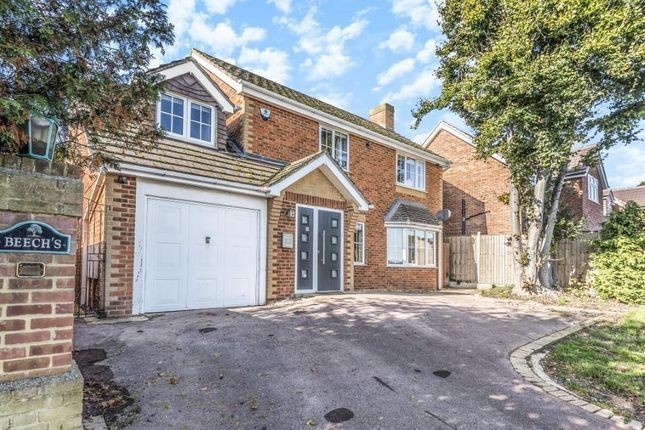 Thumbnail Detached house to rent in Lowfield Road, Caversham, Reading