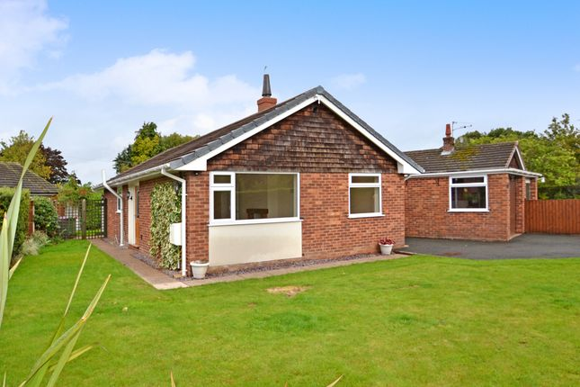 Thumbnail Detached bungalow to rent in Tibberton, Newport