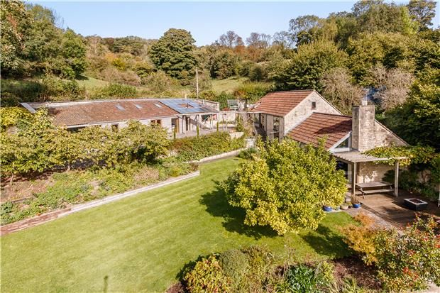 Thumbnail Detached house for sale in Shockerwick Lane, Bannerdown, Bath, Somerset