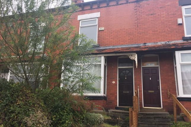 Thumbnail Terraced house to rent in Bury Road, Bolton