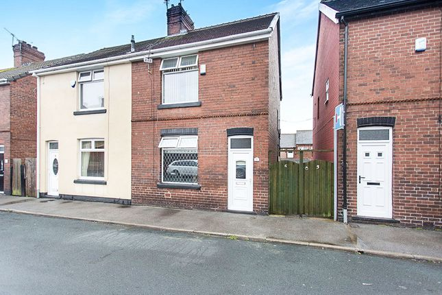 Thumbnail Semi-detached house for sale in Queens Road, Cudworth, Barnsley