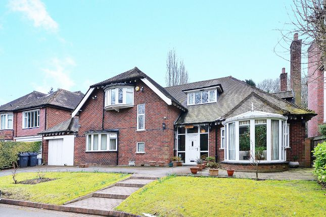 Thumbnail Detached house for sale in Harborne Road, Edgbaston, Birmingham