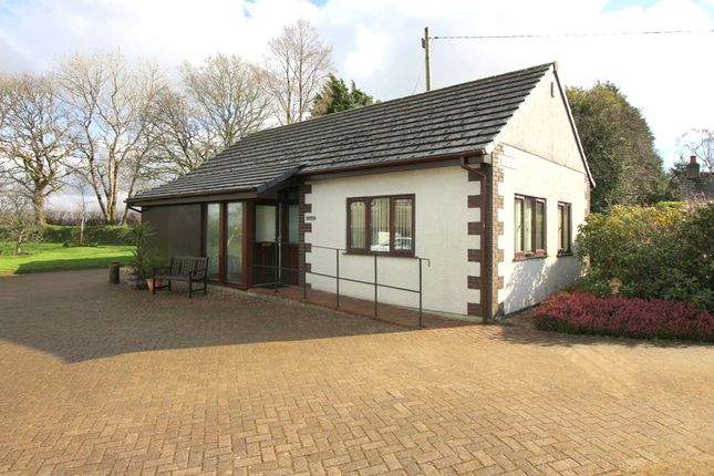 Thumbnail Detached bungalow to rent in Botus Fleming, Saltash