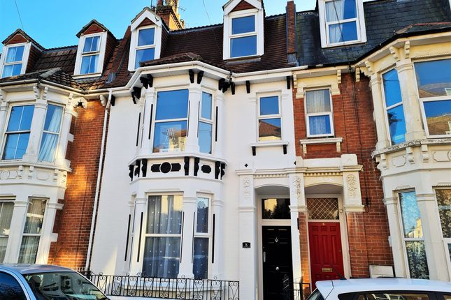 Thumbnail Terraced house for sale in Auckland Road East, Southsea