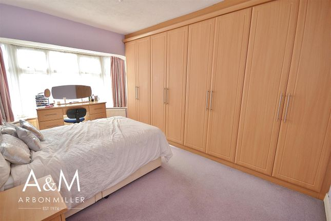 Bedroom of Herent Drive, Clayhall, Ilford IG5