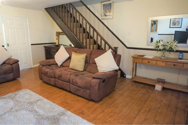 Lounge of Cooperative Terrace, Newcastle Upon Tyne NE12