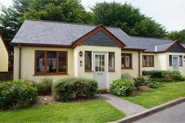Thumbnail Detached bungalow for sale in Inny Vale Holiday Village, Tremail, Nr Davidstow