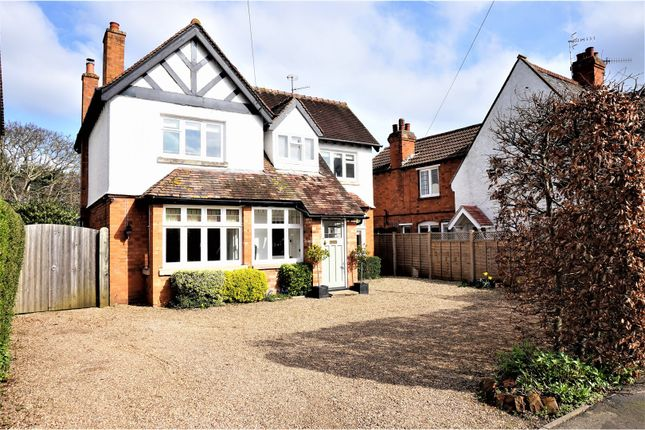 Thumbnail Detached house for sale in Banbury Road, Stratford-Upon-Avon