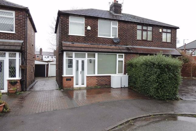 Thumbnail Semi-detached house to rent in Church Grove, Hazel Grove, Stockport