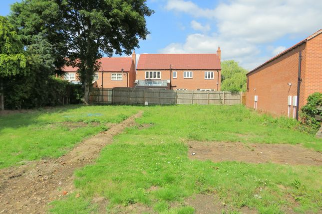 Land for sale in Rectory Lane, Finningley, Doncaster DN9