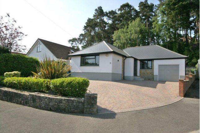 Thumbnail Bungalow for sale in Lagado Close, Canford Cliffs, Poole