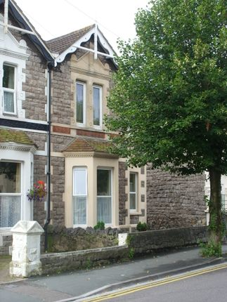 Thumbnail Flat to rent in Severn Road, Weston Super Mare