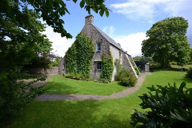 Thumbnail Detached house for sale in Merrion, Pembroke