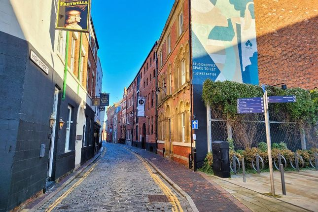 Thumbnail Flat for sale in 41 High Street, Hull