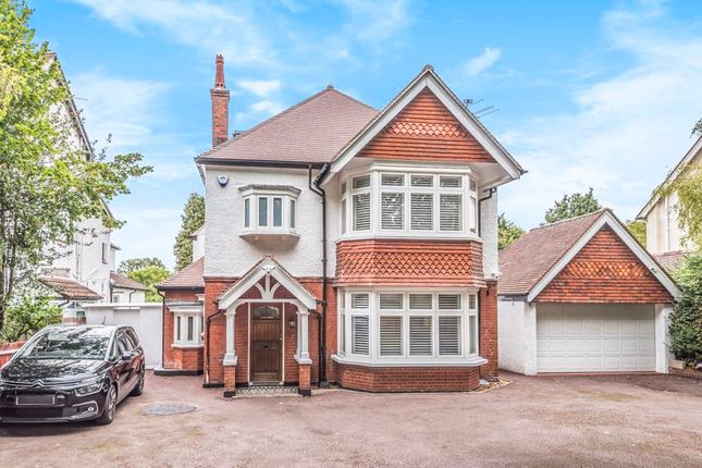 Thumbnail Property for sale in Hall Road, Wallington