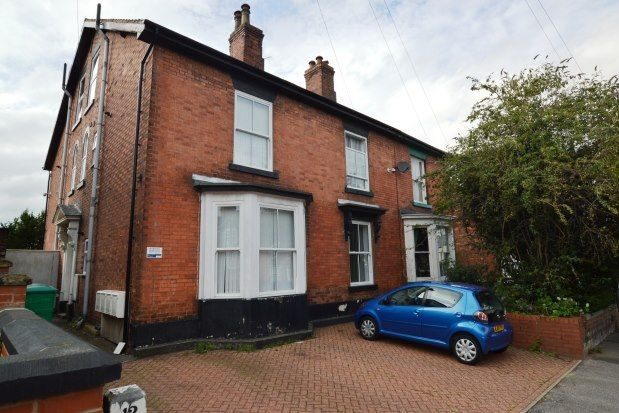 Thumbnail 1 bed flat to rent in 12 Queen Street, Chesterfield