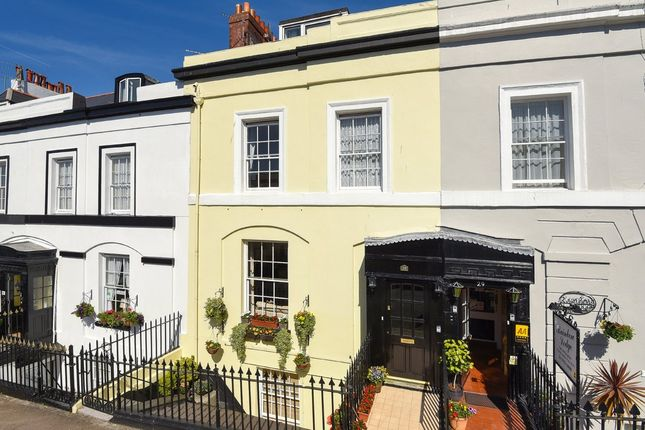 Thumbnail Terraced house for sale in Athenaeum Street, Plymouth
