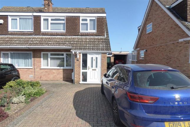 Thumbnail Semi-detached house for sale in Barfield, Sutton At Hone, Kent