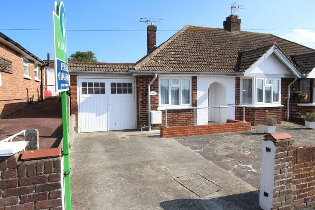 Thumbnail Bungalow for sale in Grummock Avenue, Ramsgate