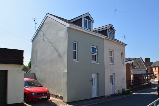 Thumbnail Semi-detached house to rent in Union Street, Newton Abbot