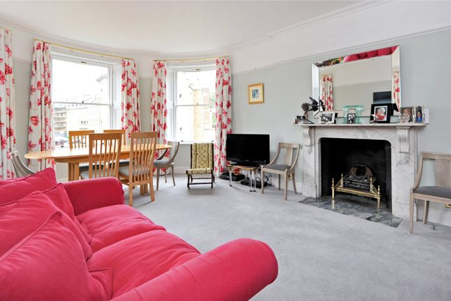 Thumbnail Flat for sale in Lansdown Place West, Bath