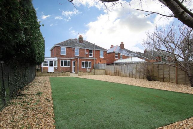 Thumbnail Semi-detached house for sale in Yeomans Way, Totton, Southampton