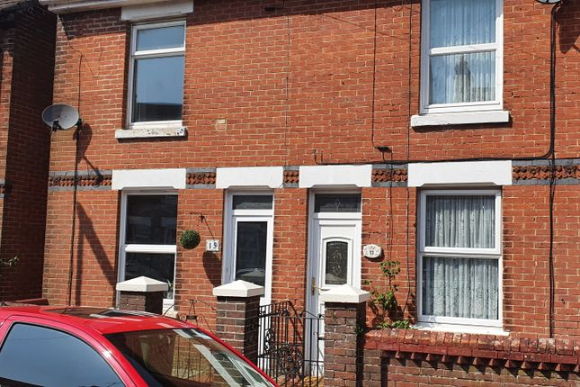 Thumbnail Terraced house to rent in New Road, Fareham