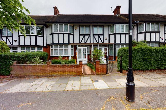Thumbnail Terraced house to rent in Tudor Gardens, London