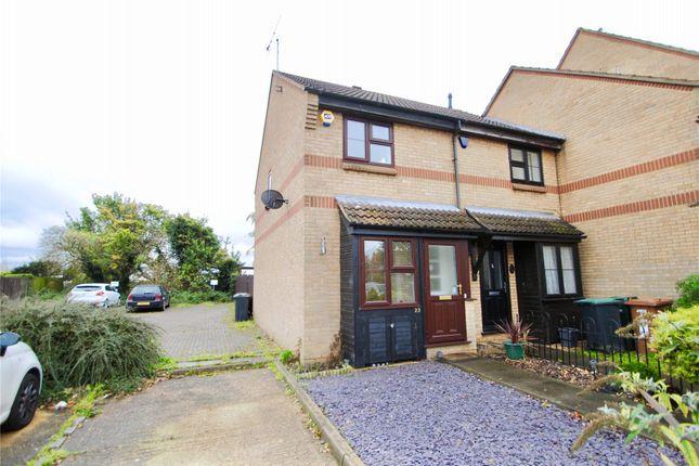 Thumbnail End terrace house for sale in De Havilland Way, Abbots Langley
