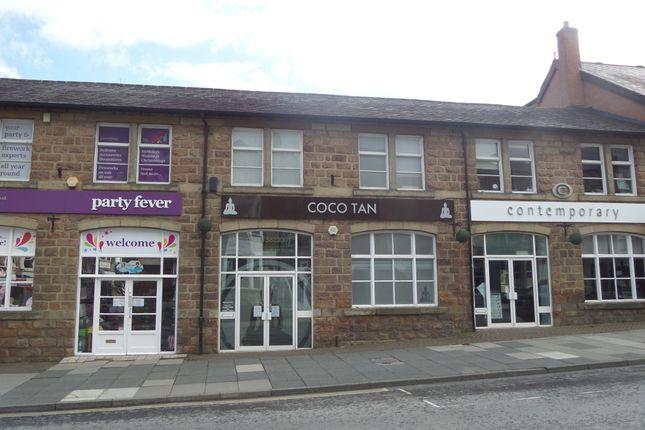 Thumbnail Retail premises to let in Unit 2, Bower House, Station Parade, Harrogate