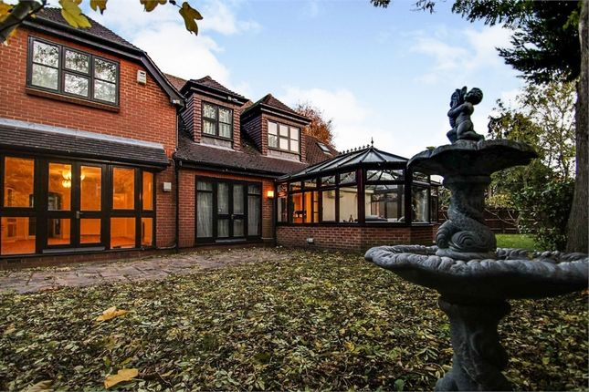 Thumbnail Detached house to rent in Church Road, Uxbridge, Middlesex