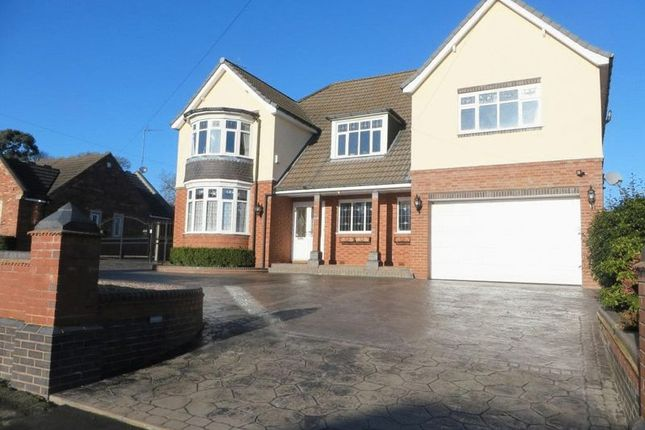 Thumbnail Detached house for sale in Woodgreen Road, Oldbury