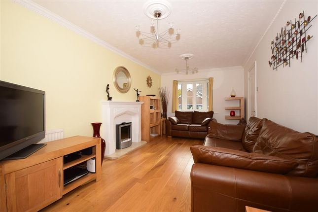 Thumbnail Detached house for sale in Waltham Close, Hutton, Brentwood, Essex