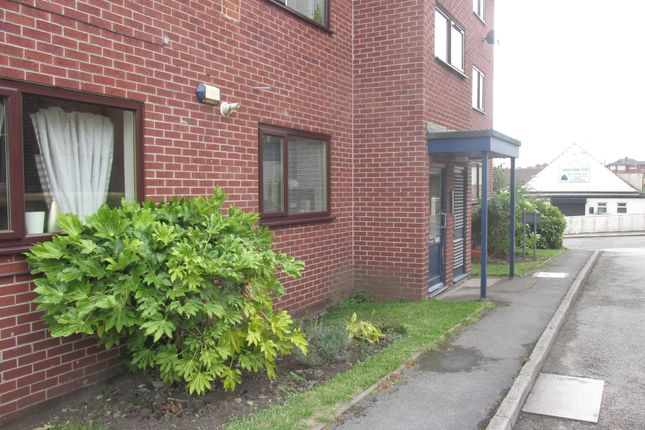 Communal Ent of Hutchinson Close, Moorgate Rotherham S60