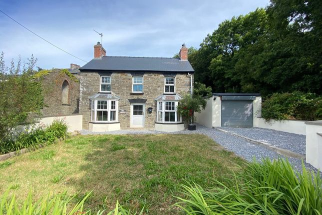 Thumbnail Detached house for sale in Llechryd, Cardigan