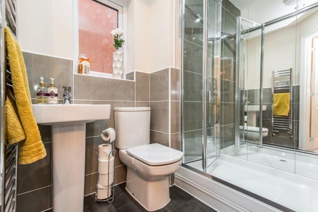 En-Suite Two of Mortimer Place, Leyland, Lancashire PR25