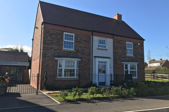 Thumbnail Detached house for sale in Post Office Lane, Kempsey, Worcester