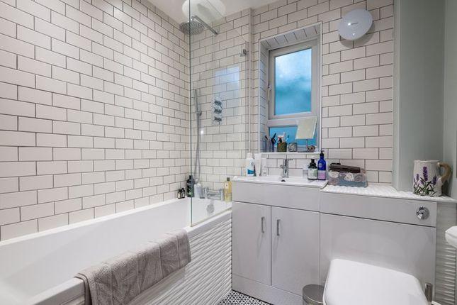 Sleek Bathroom of Maidenstone Hill, London SE10