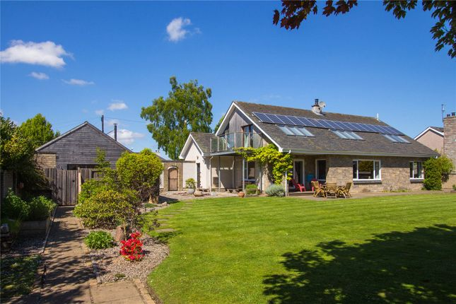 Thumbnail Detached house for sale in 9 Dunlappie Road, Edzell, By Brechin, Angus