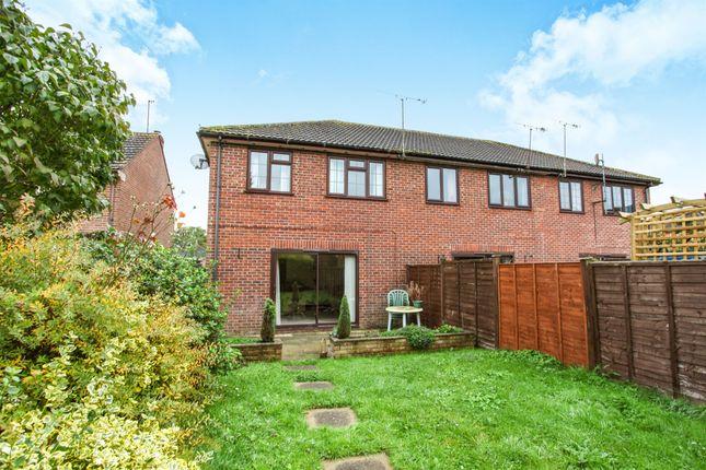 Thumbnail End terrace house for sale in Recreation Road, Durrington, Salisbury