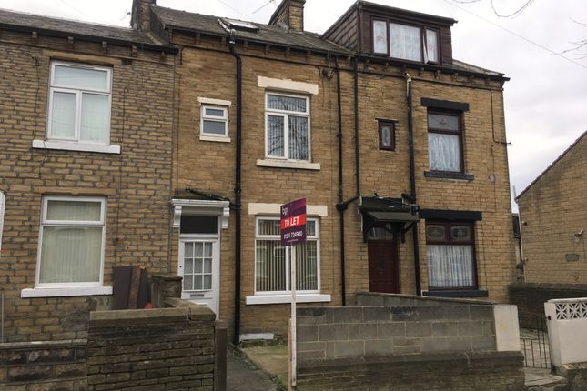 Thumbnail Terraced house to rent in Maidstone Street, Bradford