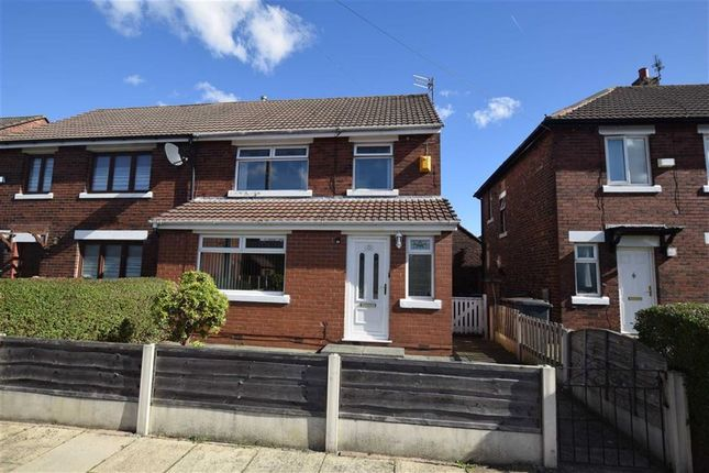 Thumbnail Semi-detached house to rent in Windermere Crescent, Ashton-Under-Lyne