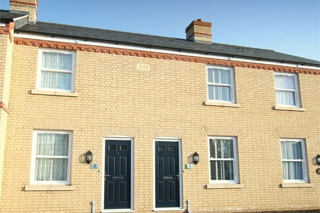 2 bed terraced house for sale in Montagu Street, Eynesbury, St Neots