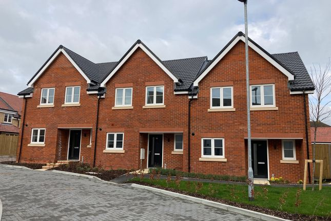 Thumbnail Terraced house to rent in Corden Place, Codmore Hill, Pulborough