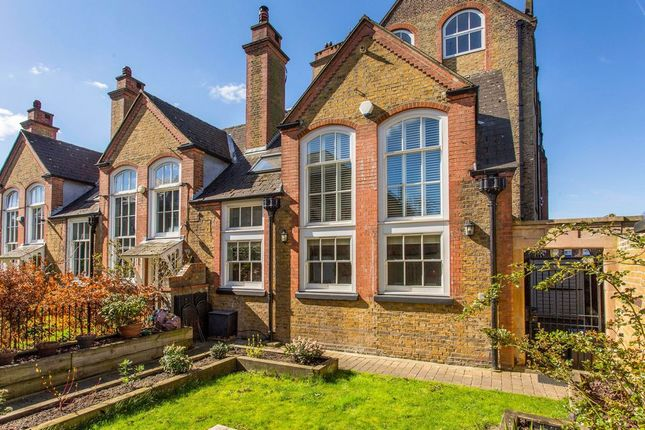 Thumbnail Town house for sale in Schoolbell Mews, London