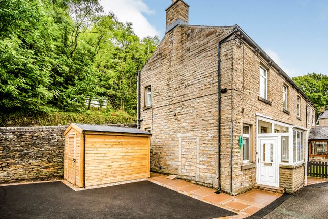 Thumbnail Semi-detached house for sale in Spring Grove, Kirkburton, Huddersfield, West Yorkshire